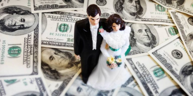 Your Bankruptcy or Your Wedding?