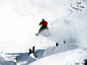 Snowmobile Injury