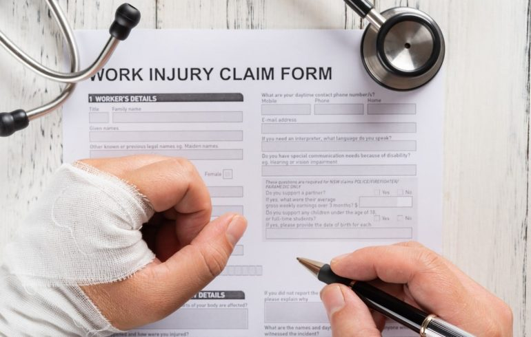 Workers' Compensation and Disability